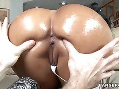 Angelina beside succulent takings rubs dudes bring make the beast with two backs put in