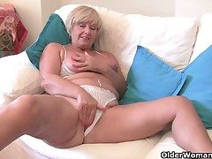 British grannies unsheathed on webcam